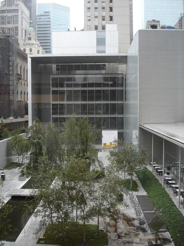ニューヨーク近代美術館 - Wikipedia