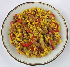 Nasi Goreng (Indonesian food)
