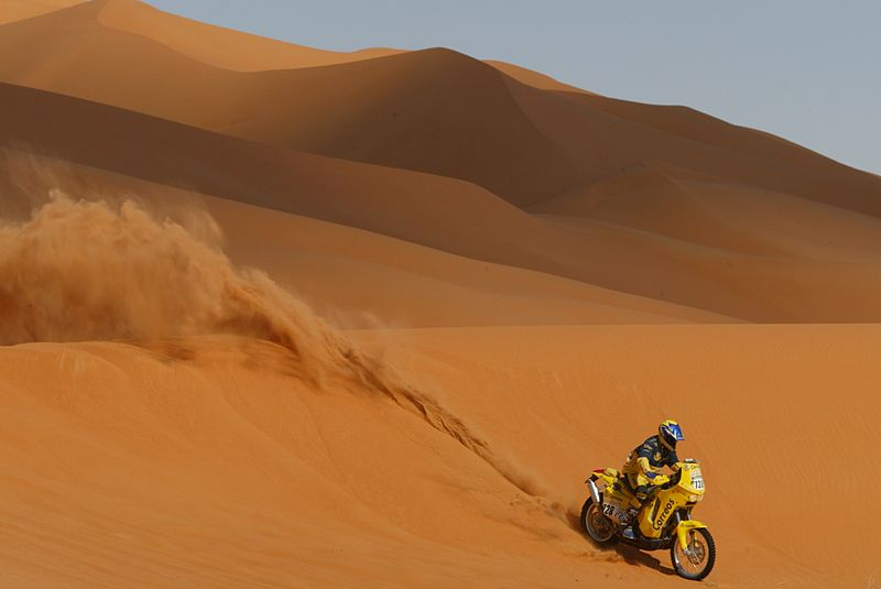 Dunas Dakar