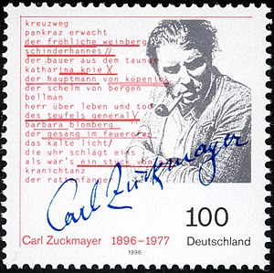 English: Stamp from Deutsche Post AG from 1996...