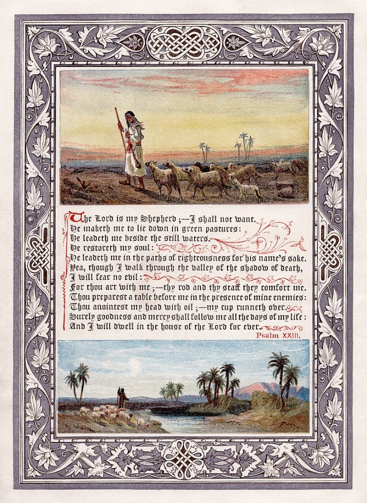 The Sunday at Home 1880 - Psalm 23.jpg