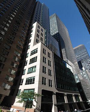 Anglo Irish Bank in New York