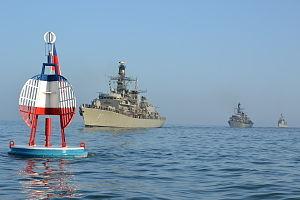 Buques Escuadra Nacional de la Armada de Chile...