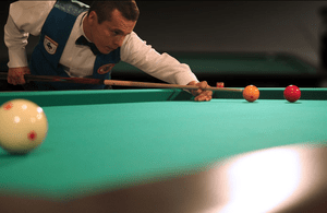 Cue sports - Player