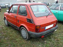 Gebrauchte fiat 126 zu verkaufen. Fiat 126 Bis Wikipedia