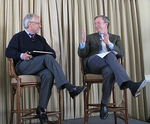 Interview of Eric Schmidt by Gary Hamel at the...