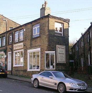 English: Harmony Skin Care Centre - Kipping Lane