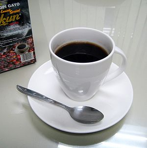 Kopi Luwak (Civet coffee) from Gayo
