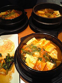 Stew   Wikipedia Dubu jjigae  Korean tofu stew