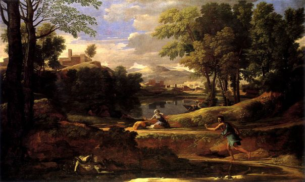 Landscape-with-a-man-killed-by-a-snake-Poussin