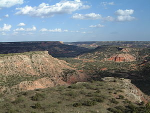 English: View of from the Interpretive Center