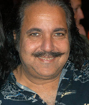Ron Jeremy, taken at the premiere of the movie...