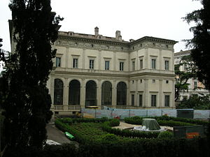 English: Villa Farnesina, Rome Italiano: Villa...
