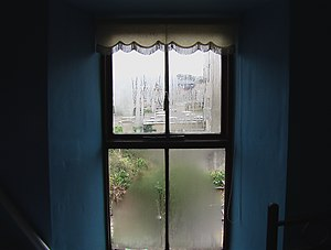 Condensation on a Window in Wexford, Ireland F...