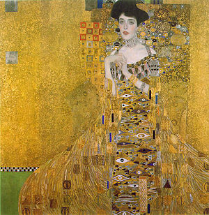 Adele Bloch-Bauer I, which sold for a record $...