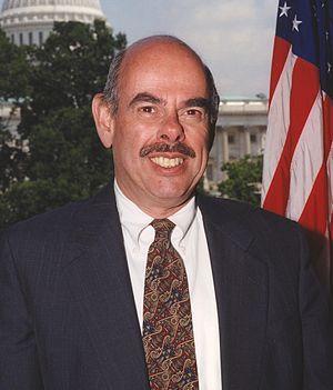 {{w|Henry Waxman}}, U.S. Congressman.