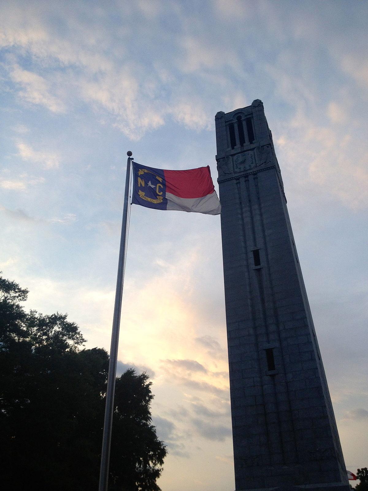 Main Campus Of North Carolina State University Wikipedia