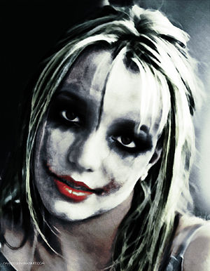 English: Why so serious, Britney?