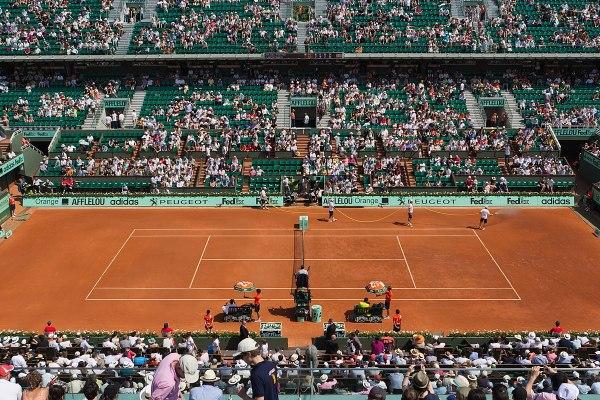 2014es Roland Garros Wikip233dia