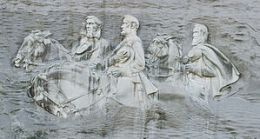 Racism:  McCartney Forde Starts Petition to Remove Stone Mountain Confederate Carving