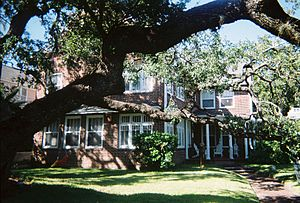 House in Hyde Park Historic District, in
