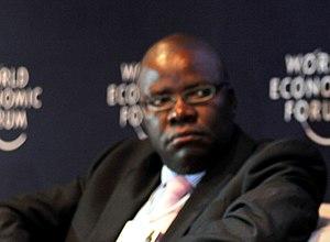 Tendai Biti in the Reconstructing Zimbabwe hel...