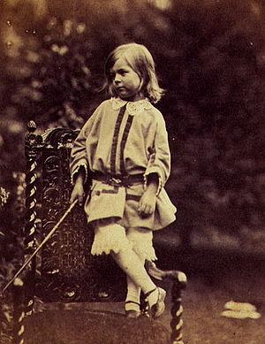 Hallam Tennyson, son of Alfred, Lord Tennyson:...