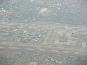 Los Angeles International Airport (LAX).
