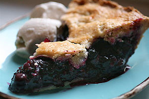Best Blueberry Pie with Foolproof Pie Dough.