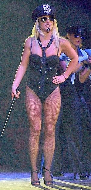 English: Britney Spears