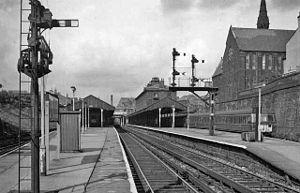 Bury (Bolton Street) Station