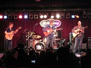 California Guitar Trio live at The B.B. King B...