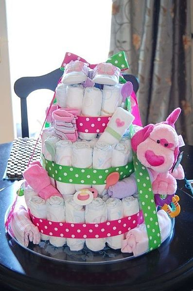 Hip and Trendy Baby Shower Ideas