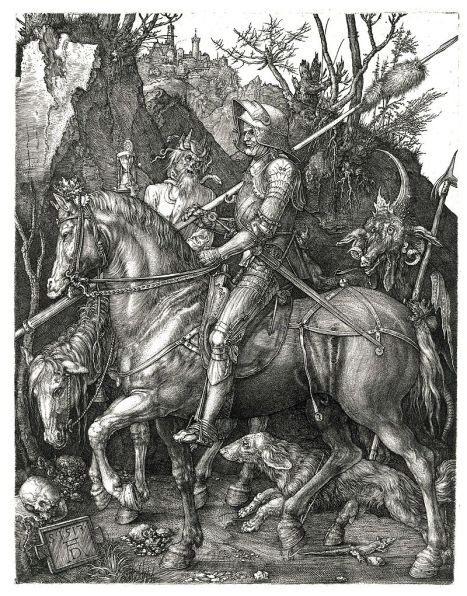 Ritter, Tod und Teufel (Albrecht Dürer)