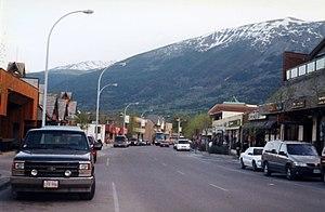 Jasper town site