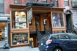Lower East Side Tenement Museum on the Lower E...