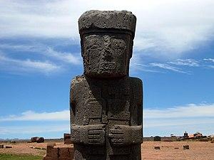 Tiahuanaco, Bolivia
