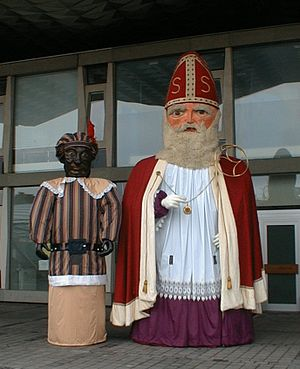 Latest news: Zwarte Piet (Black Pete) welcome in Amsterdam says Dutch judge