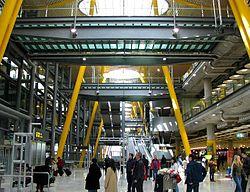 Terminal T4 de arajas