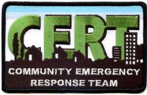 CERT (Community Emergency Response Team)