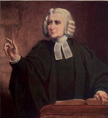 English: Charles Wesley