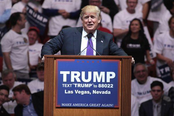 Positions politiques de Donald Trump — Wikipédia
