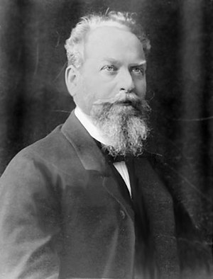 The photograph of German philosopher Edmund Hu...