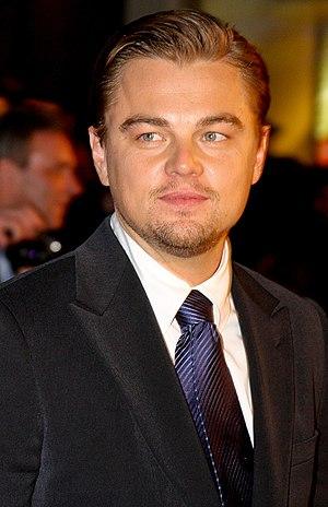 Leonardo DiCaprio at the Body of Lies film pre...