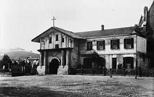 Mission San Francisco de Asís (Mission Dolores).