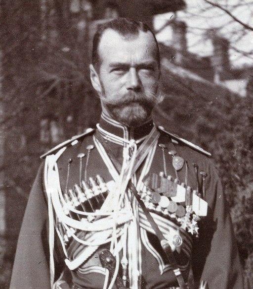Nicholas II, Tsar