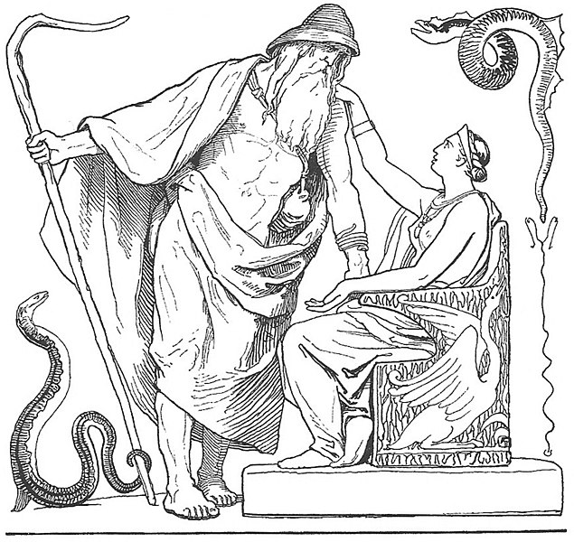 File:Odin and Frigg from Vafþrúðnismál by Lorenz Frølich.jpg