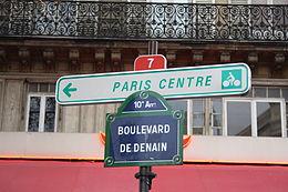 boulevard denain