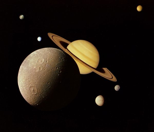 Saturn's moons in fiction - Wikipedia