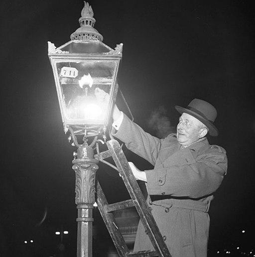 Stockholmgas 1953